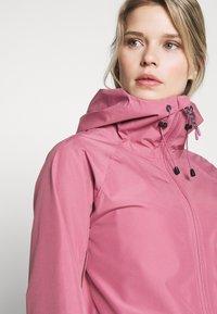 Burton - WOMEN'S PACKRITE - Hardshell jacket - rosebud - 4