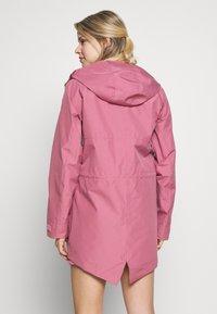 Burton - WOMEN'S PACKRITE - Hardshell jacket - rosebud - 2