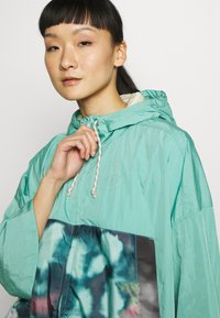 Burton - Impermeable - turquoise - 5