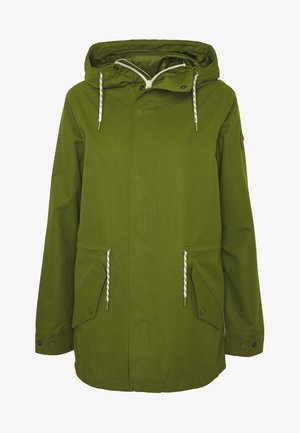 WOMENS SADIE JACKET - Outdoor jacket - pesto green