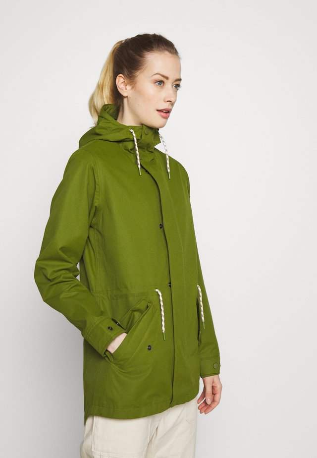 WOMENS SADIE JACKET - Outdoorjacke - pesto green