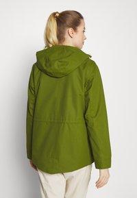 Burton - WOMENS SADIE JACKET - Outdoor jacket - pesto green - 3