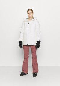 Burton - LAROSA PUFFY  - Snowboard jacket - stout white - 1
