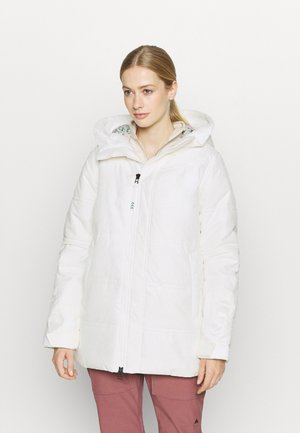 LAROSA PUFFY  - Snowboard jacket - stout white