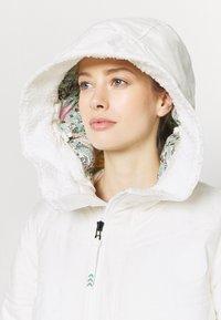 Burton - LAROSA PUFFY  - Snowboard jacket - stout white - 3