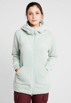 MINXY - Veste polaire - aqua gray sherpa