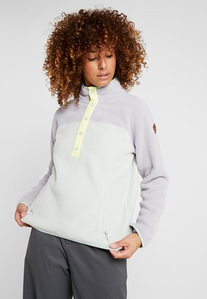 WOMEN'S HEARTH - Fleece trui - lilac/aqua