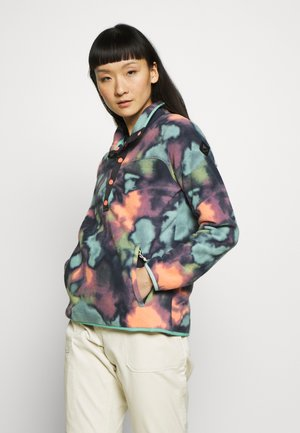 WOMEN'S HEARTH - Fleecepullover - aura
