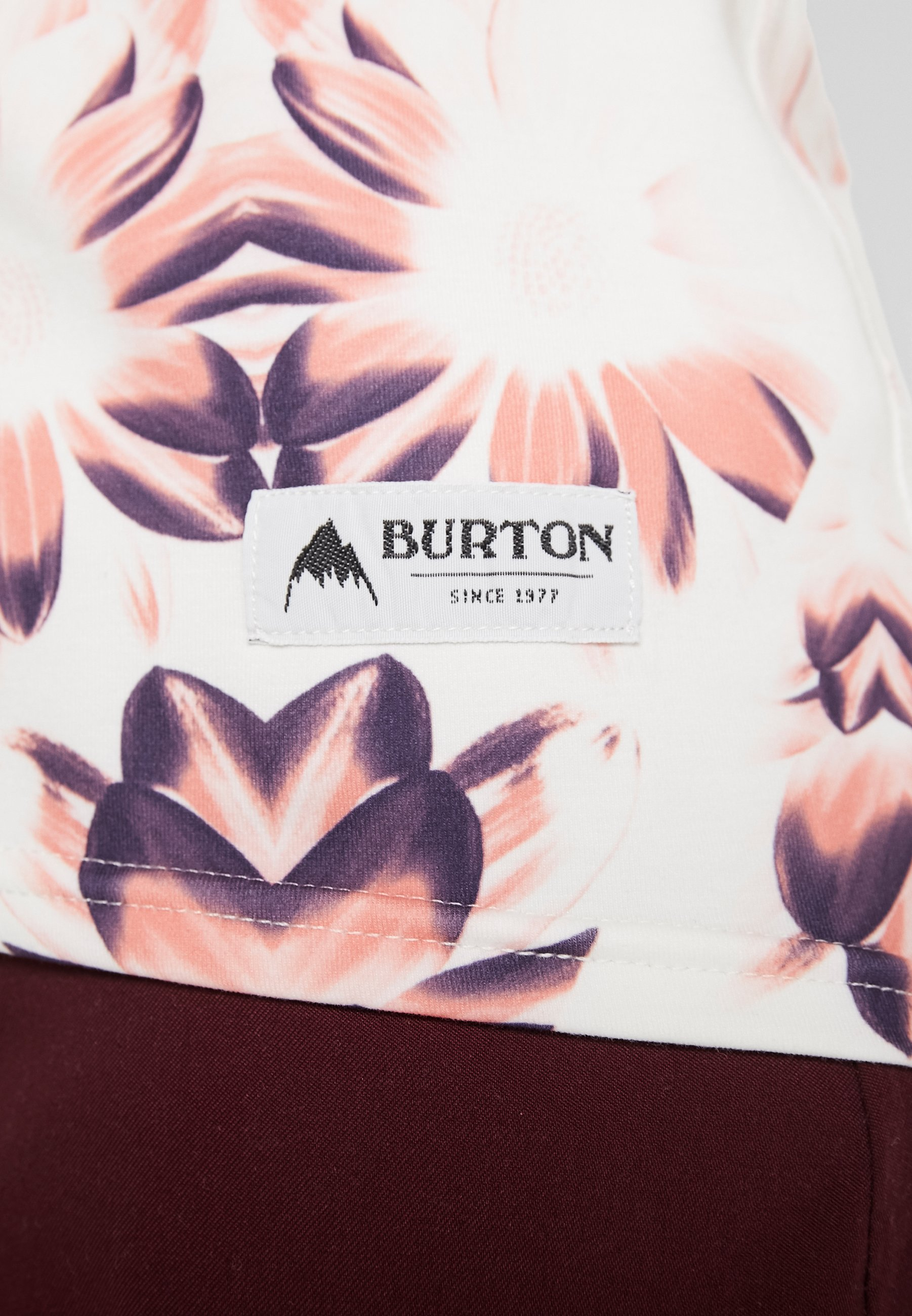 Burton White Stylus Intima Stout ExpeditionMaglietta mON0vw8n