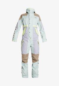 Burton - LOYLE ONE PIECE - Spodnie narciarskie - lilac - 7