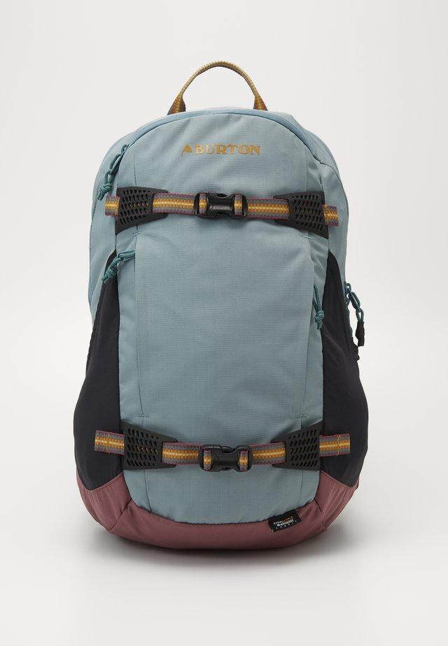 DAY HIKER TRELLIS TRIPRIP - Plecak - light blue