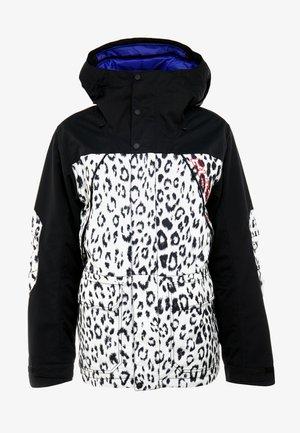 BREACH - Snowboardjacka - black