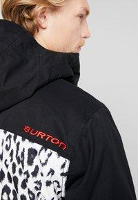 Burton - BREACH - Kurtka snowboardowa - black - 7
