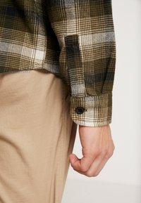 Burton - BRIGHTON  - Skjorta - olive - 4