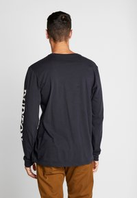 Burton - ELITE - Camiseta de manga larga - true black - 2