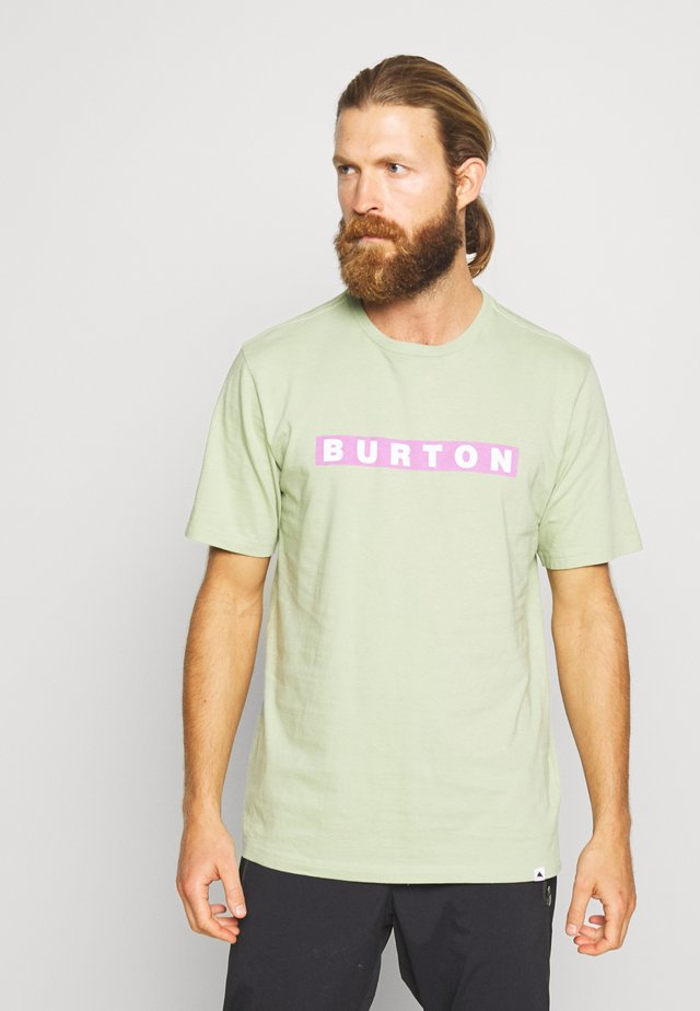 VAULT SHORT SLEEVE  - T-Shirt print - sage green