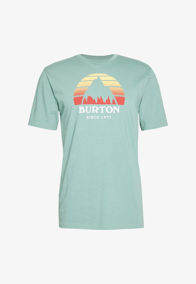 UNDERHILL TRELLIS - T-shirt print - trellis