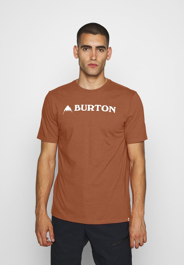 HORIZONTAL - T-shirt imprimé - tandori