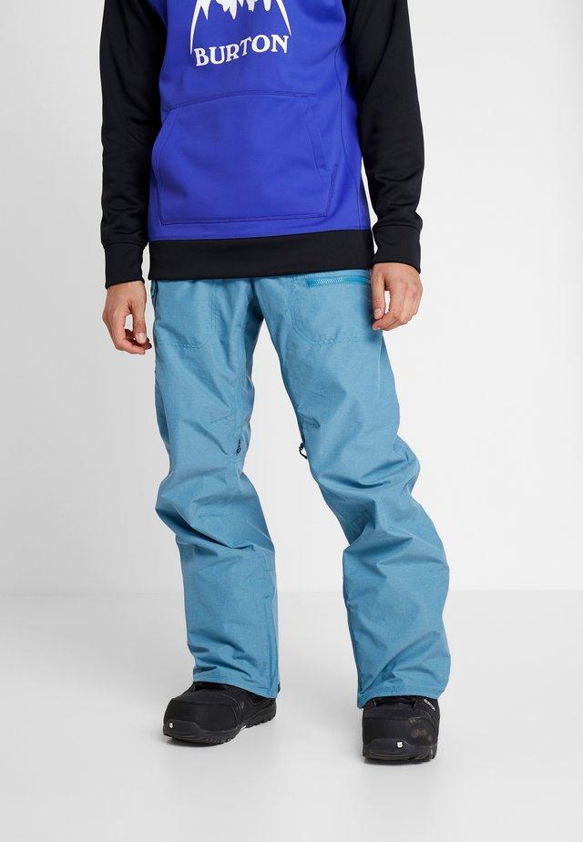 COVERT  - Zimní kalhoty - storm blue