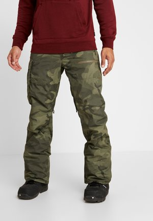 COVERT  - Pantalon de ski - dark green