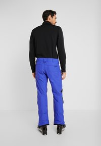 Burton - SOUTHSIDE - Snow pants - royal/trublk - 2