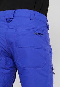 Burton - SOUTHSIDE - Snow pants - royal/trublk - 6
