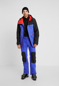 Burton - SOUTHSIDE - Snow pants - royal/trublk - 1