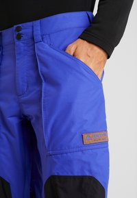 Burton - SOUTHSIDE - Snow pants - royal/trublk - 3