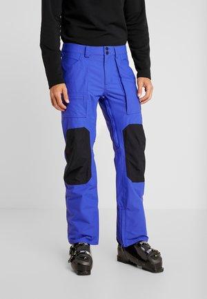 SOUTHSIDE - Spodnie narciarskie - royal/trublk