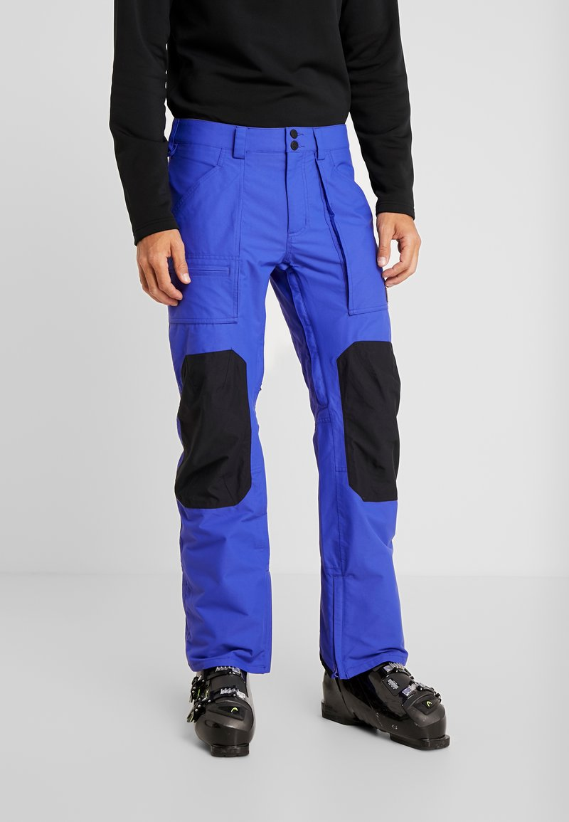Burton - SOUTHSIDE - Snow pants - royal/trublk