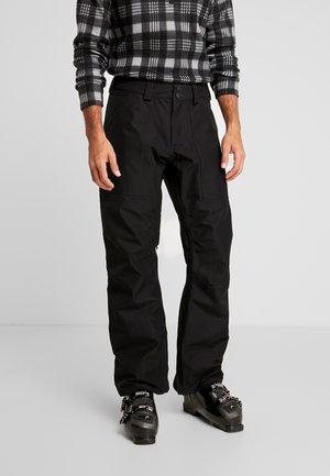 GORE BALLAST - Zimní kalhoty - true black