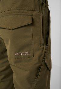 Burton - RESERVE BIB  - Täckbyxor - keef - 6