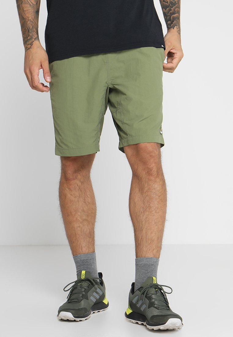 Burton - CLINGMAN SHORT - Sports shorts - weeds