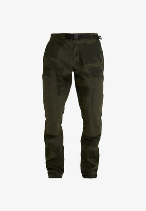 RIDGE CARGO PANT - Tygbyxor - dark green