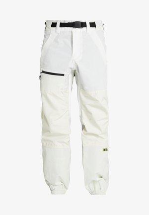 FROSTNER - Snow pants - white