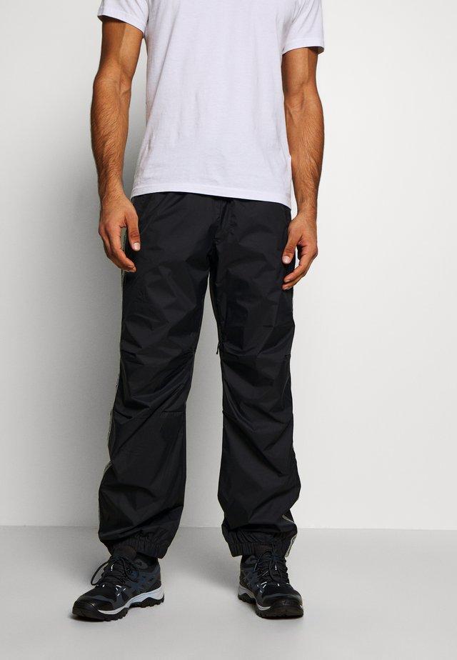 MEN'S MELTER PANT - Spodnie narciarskie - true black