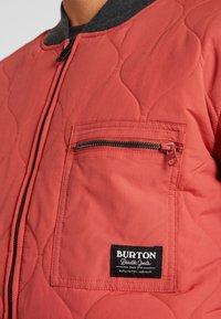 Burton - MALLET - Outdoorjacka - tandori - 4