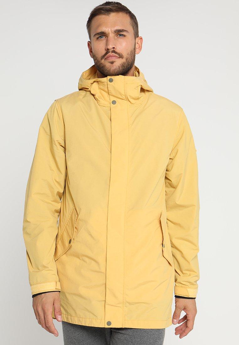 Burton - Waterproof jacket - ochre