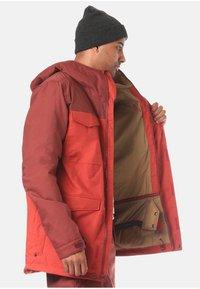 Burton - COVERT - Snowboardjas - red - 3