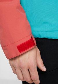 Burton - BRENTO  - Outdoor jacket - light blue - 4