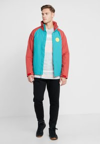 Burton - BRENTO  - Outdoor jacket - light blue - 1