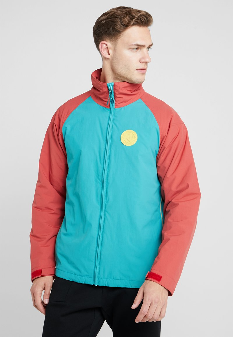 Burton - BRENTO  - Outdoor jacket - light blue