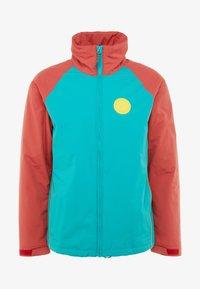 Burton - BRENTO  - Outdoor jacket - light blue - 5
