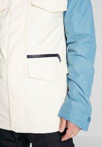 Burton - COVERT - Snowboard jacket - off-white - 10