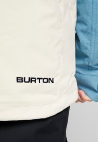 Burton - COVERT - Snowboard jacket - off-white - 4