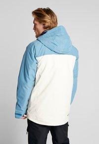 Burton - COVERT - Snowboard jacket - off-white - 2