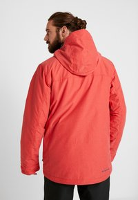 Burton - COVERT - Snowboard jacket - flame scarlet - 2