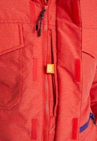 Burton - COVERT - Snowboard jacket - flame scarlet - 5