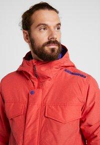 Burton - COVERT - Snowboard jacket - flame scarlet - 3