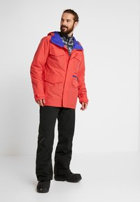 Burton - COVERT - Snowboard jacket - flame scarlet - 1